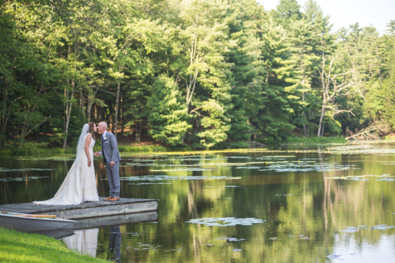 Twin Lakes Resort   Amy & Joe